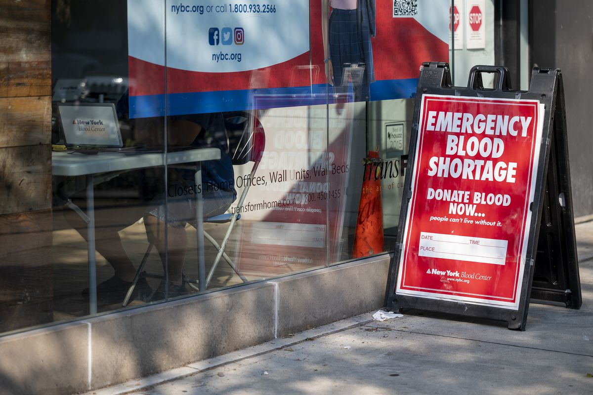 Call for Donors in Blood 'Emergency' Easier for Brooklyn to Answer Thanks to New Facilities