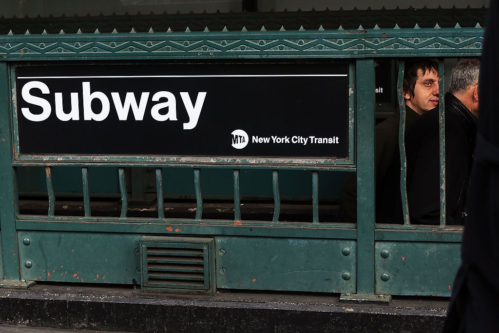 'Beyond egregious' video shows MTA employee allegedly hand control of D train over to woman in Brooklyn