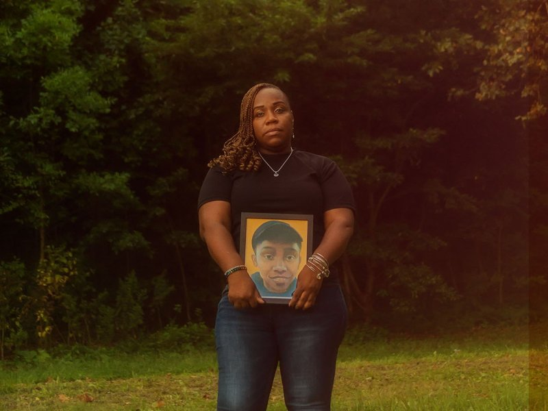 Ten Years After Her Son Was Shot, She Helps Grieving Parents Keep Their Children's Memories Alive