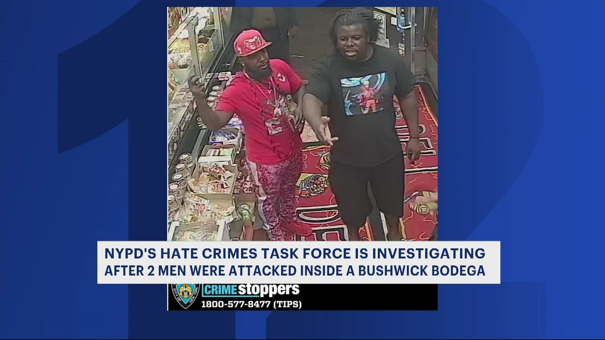 Police: Suspects made homophobic statements, attacked 2 men at Bushwick bodega