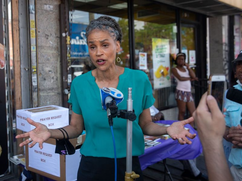 Maya Wiley Won't Be New York's Next Mayor. What Will Happen to Her Signature Proposal?