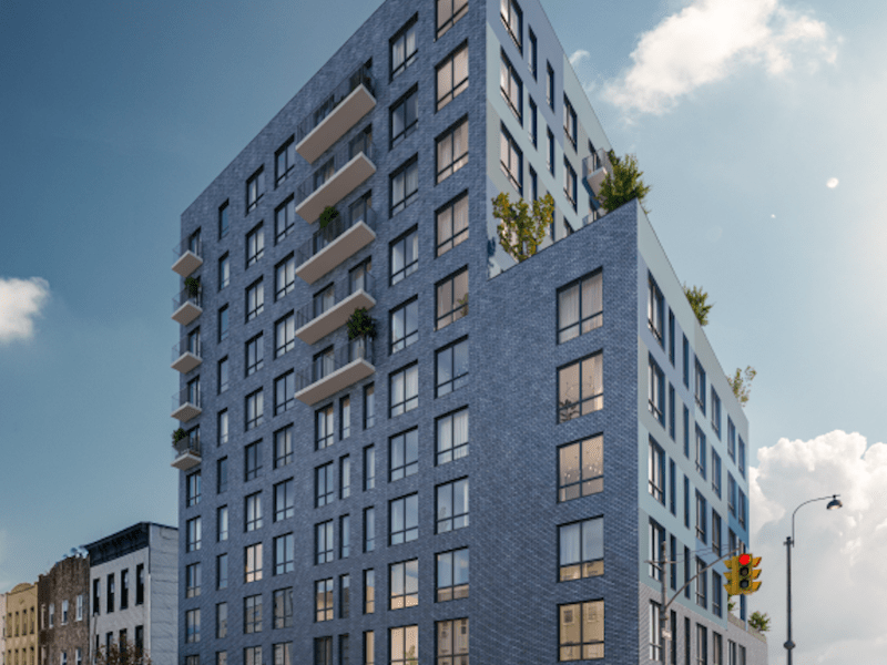 Affordable Housing Lottery Launches for 1510 Gates Avenue in Bushwick, Brooklyn