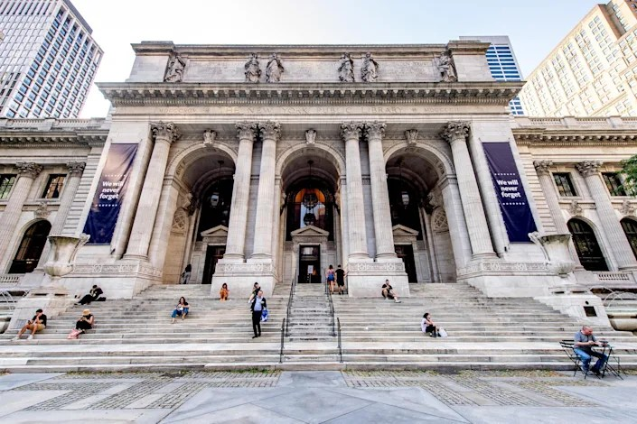 Largest public library system in U.S. ends late fees in push for equity