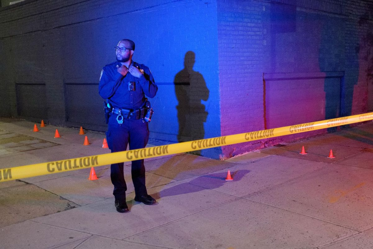 Woman dies after she's fatally shot in head on violence-plagued Brooklyn street, leaving neighborhood rattled