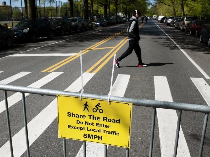 BK Sees 'Most Alarming' Traffic Fatality Increase Of NYC: Study