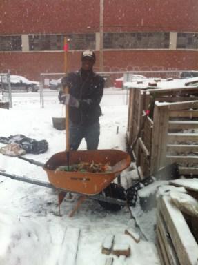 Dashawn in winter