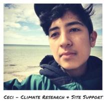 Ceci - Climate Research & Site Support