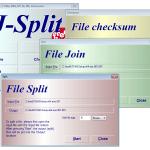 Download HJSplit 3.0 – Phần mềm tách, ghép file