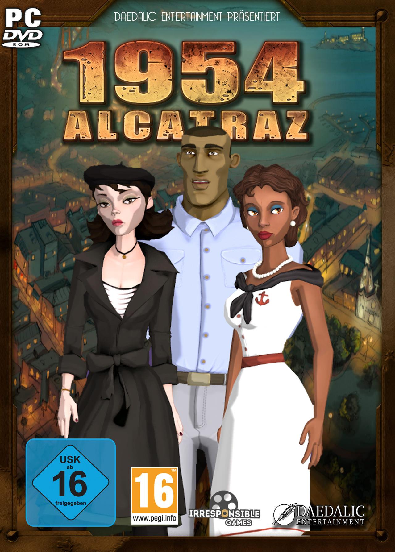 download game 1954 Alcatraz