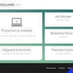 Download phần mềm chặn quảng cáo Adguard 6 full crack