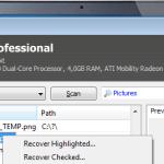 Phần mềm khôi phục dữ liệu Recuva Pro Full Key mới nhất