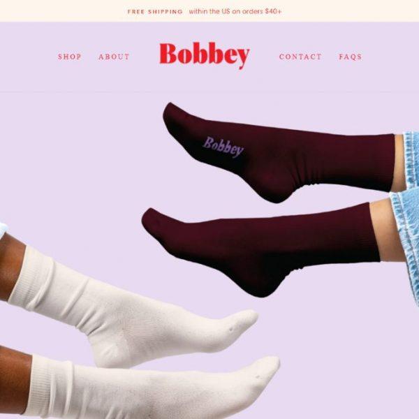 Bobbeysocks
