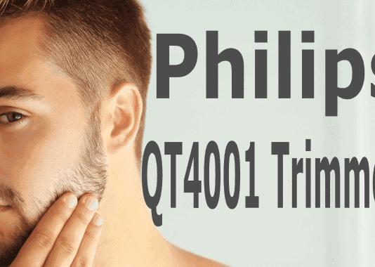 philips Trimmer QT4001