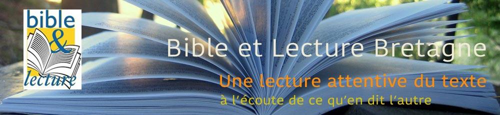 Bible & Lecture Bretagne