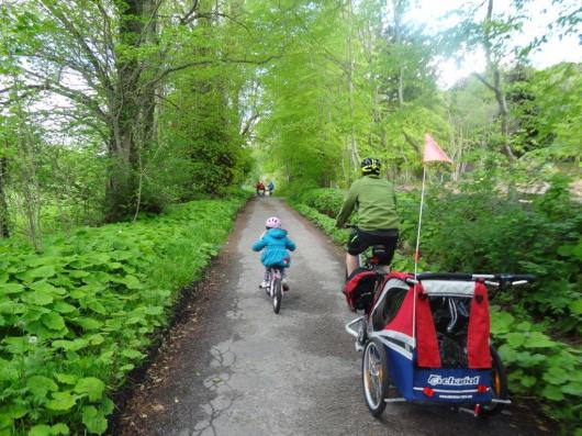 Supermums Fortrose cycle (28)