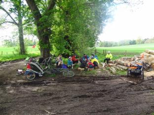 Supermums Fortrose cycle (42)