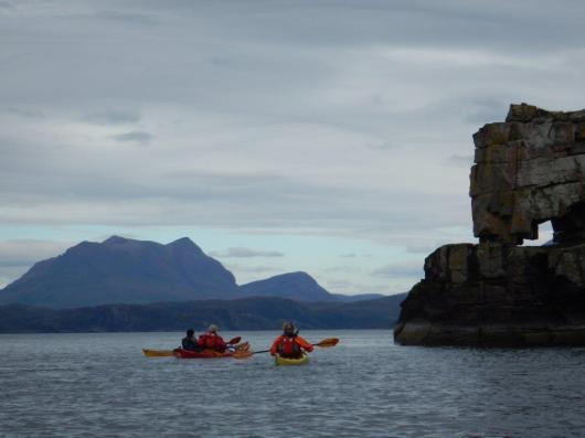 Sea kayak ICC Rubha Coigach (48)