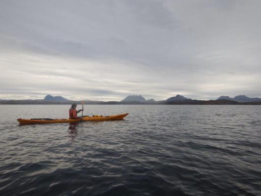 Sea kayak ICC Rubha Coigach (81)