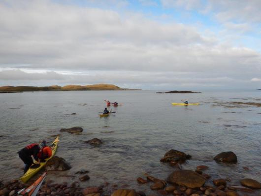 Sea kayak ICC Summer Isles (11)