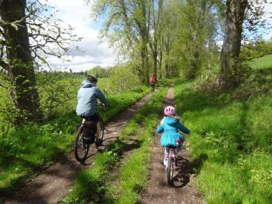 Supermums Fortrose cycle (36)