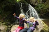Going on a Wee Adventure to the Fairy Glen inspired by a new book of child-friendly activities.