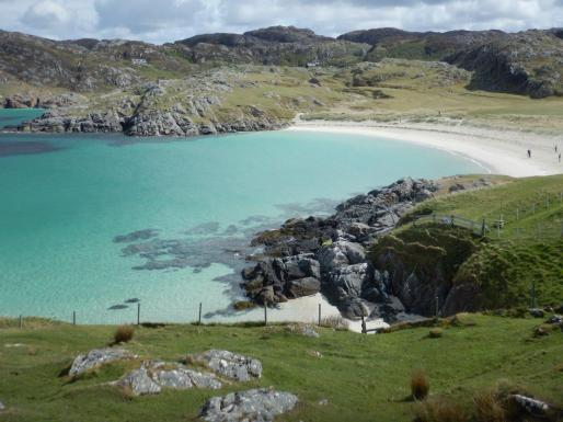 Youth hostelling offers a great getaway – including to the beautiful Achmelvich Beach in Wester Ross.