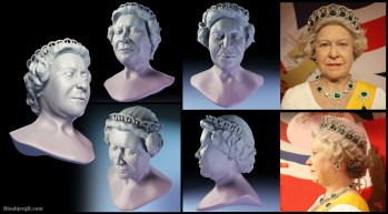 Sculpt from reference