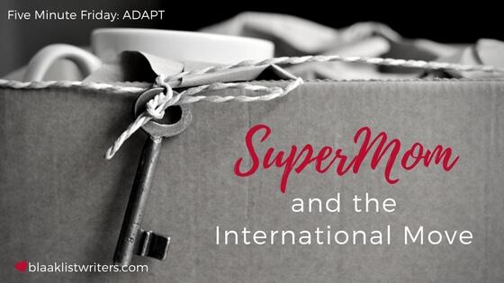 SuperMom to the International Family
