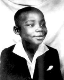 Young and growing Mandela
