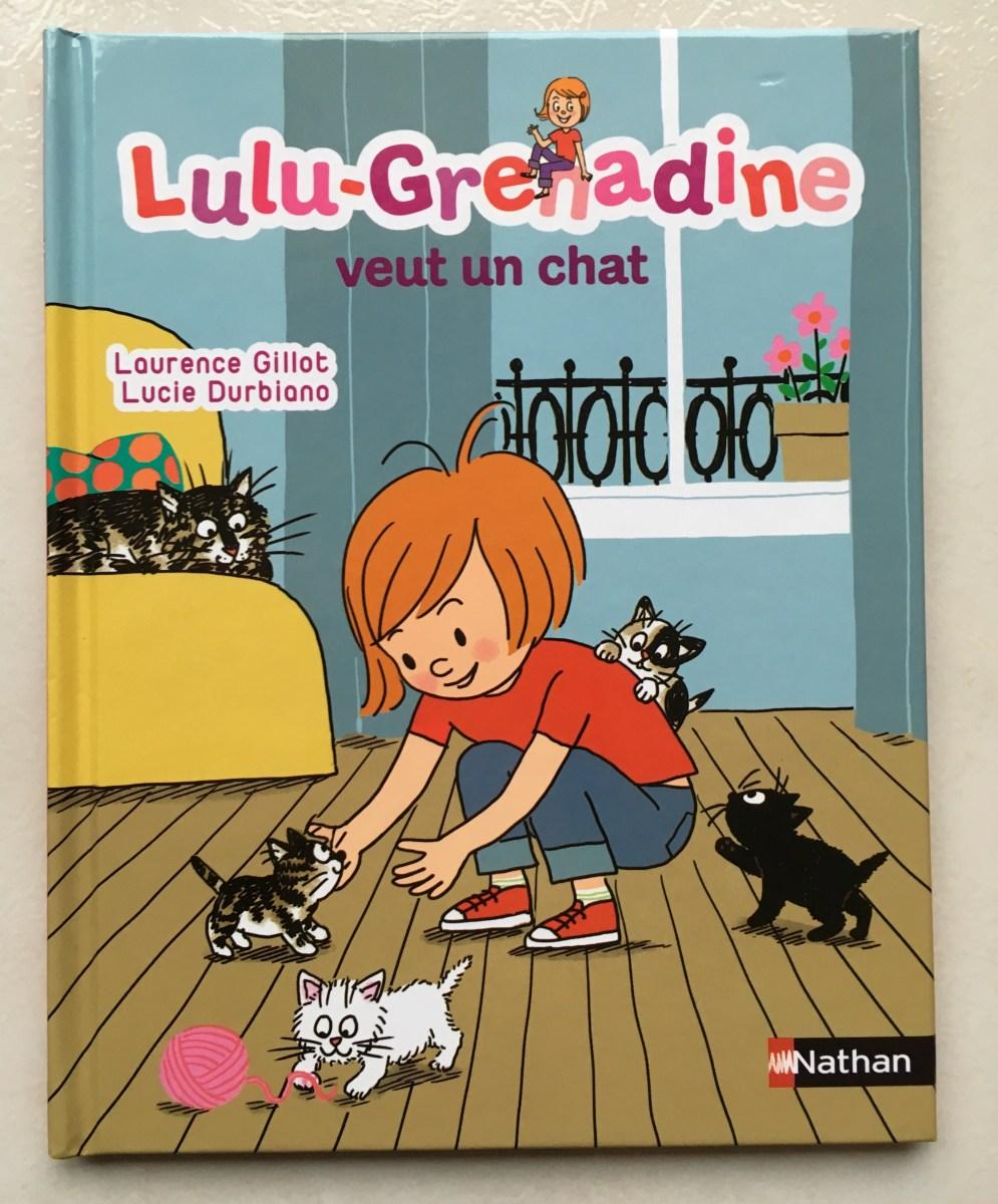 Une nouvelle aventure de Lulu Grenadine