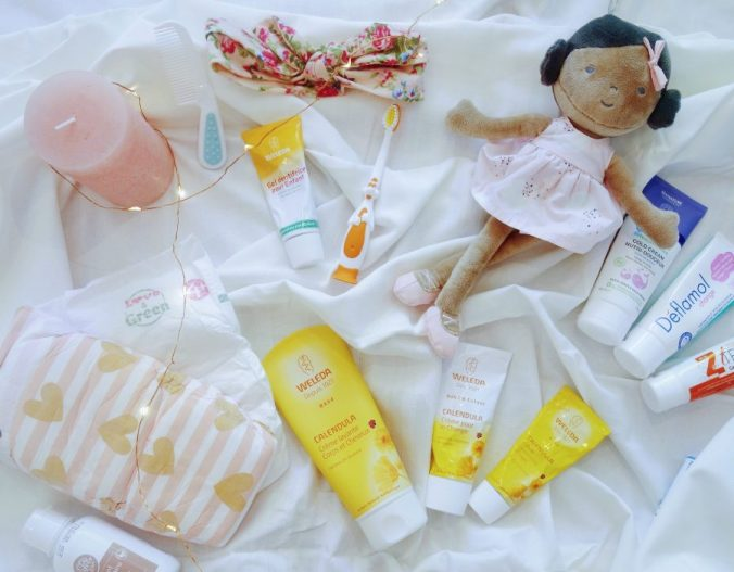 Mes produits indispensables pour bébé (0 à 2 ans)
