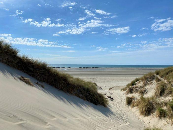 Escapade à la plage dans la baie de Somme