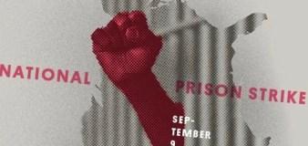 Freedom Rider: Prison Strike 2018