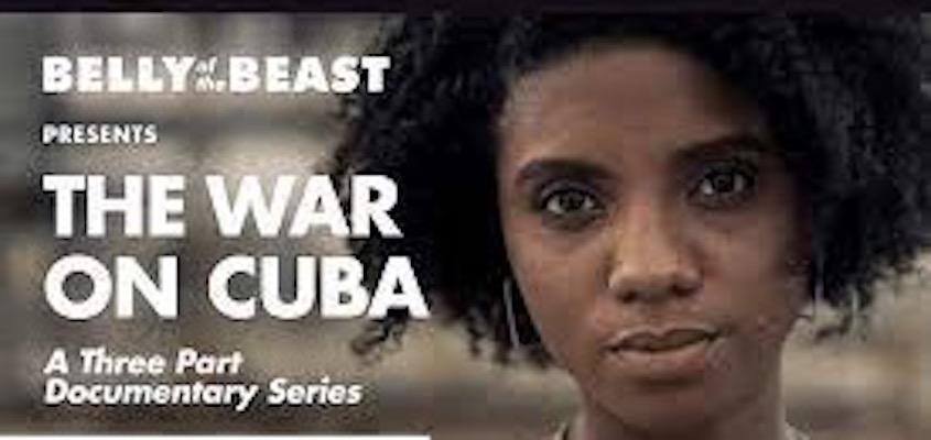 Reflections on Cuba's Black Radical History, Revolutionary Health, and Grassroots Media