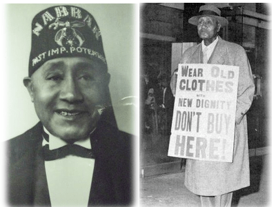 John Wesley Dobbs, Maynard Jackson's maternal grandfather