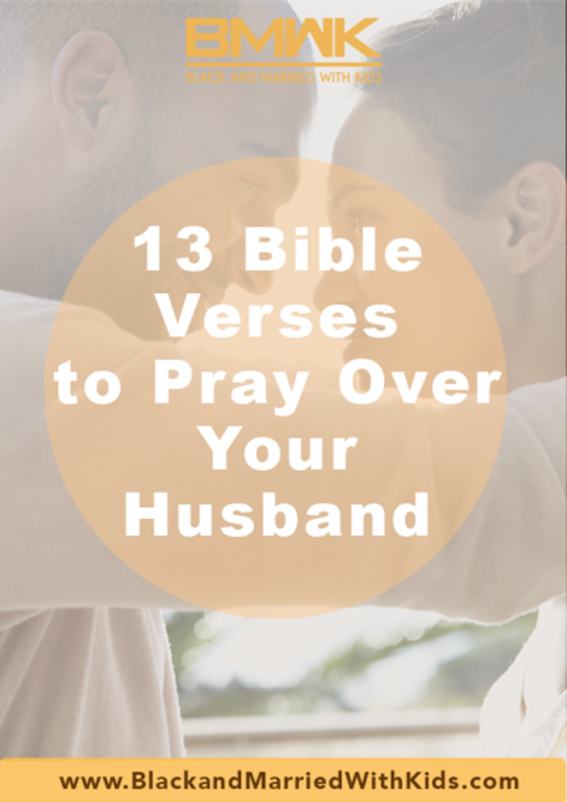 My Mom's Weapon Of Choice | Bible Verses to Pray Over Your Husband