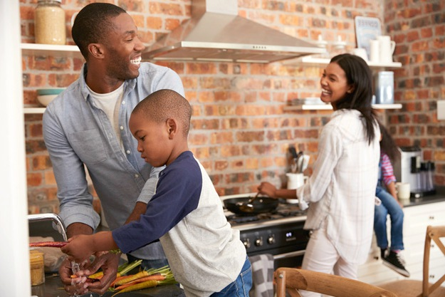 Be Real: Division of Chores | Wifely Duties and Husbandly Tasks That Keep Your Home Running Smoothly