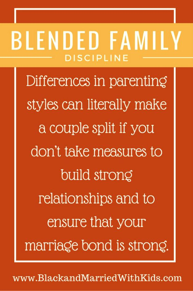 A Rocky Start | Discipline in a Blended Family: Things That Kept Us from Divorce