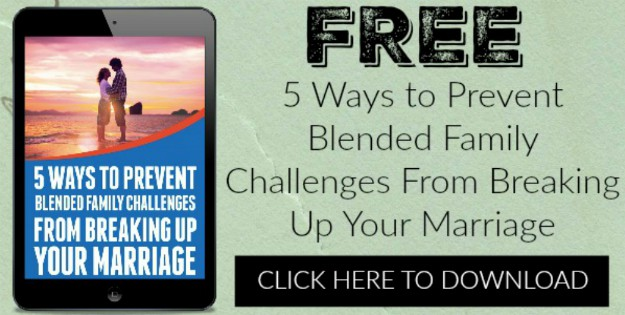 You Don't Have to Stay in One Place | WhatEvery Couple in a Blended Family Should Hear Before It's Too Late
