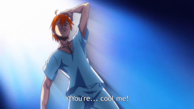 Crunchyroll - Watch My First Girlfriend is a Gal Episode 2 - My First Karaoke Cool Me.png