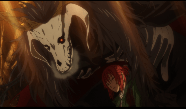 Ancient Magus Bride True Form
