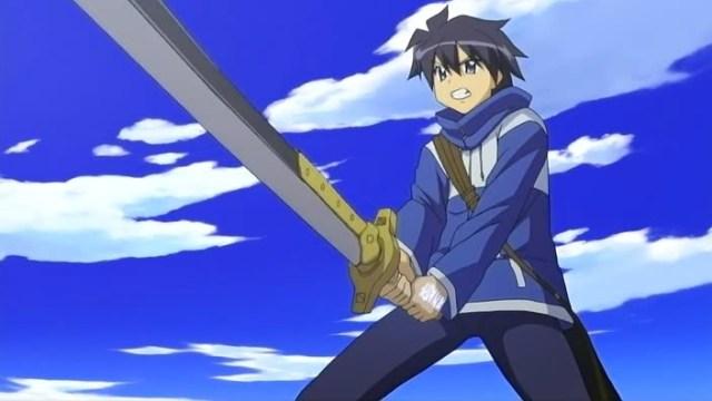 Zero No Tsukaima Sword