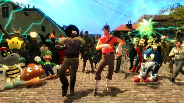 Garry's Mod Characters