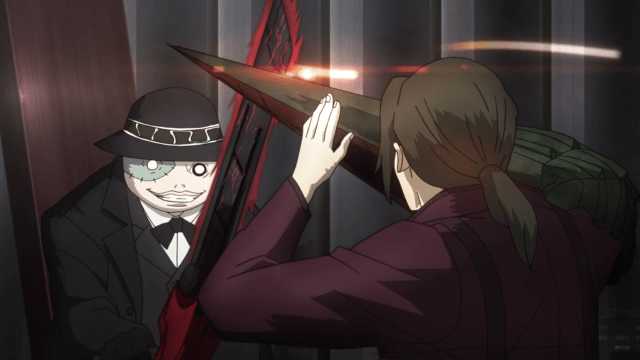 Tokyo Ghoul re Freakin Chainsaw.png