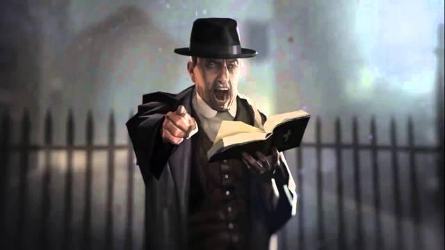 Vampyr Preacher
