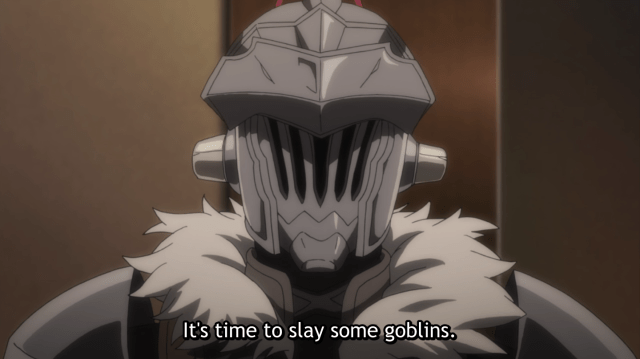 Goblin Slayer That Time Of The Week