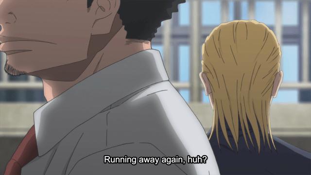 Ahiru-no-Sora-running-away