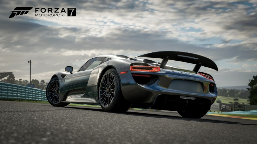 Forza Motorsport 7 features over 700 cars
