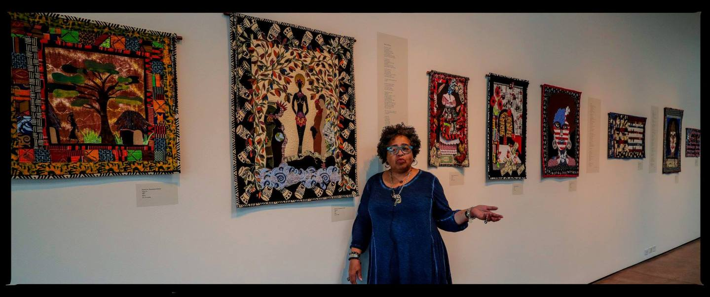 BAIA Talks:  Sonié Ruffin, artist and former visiting curator for the American Jazz Museum