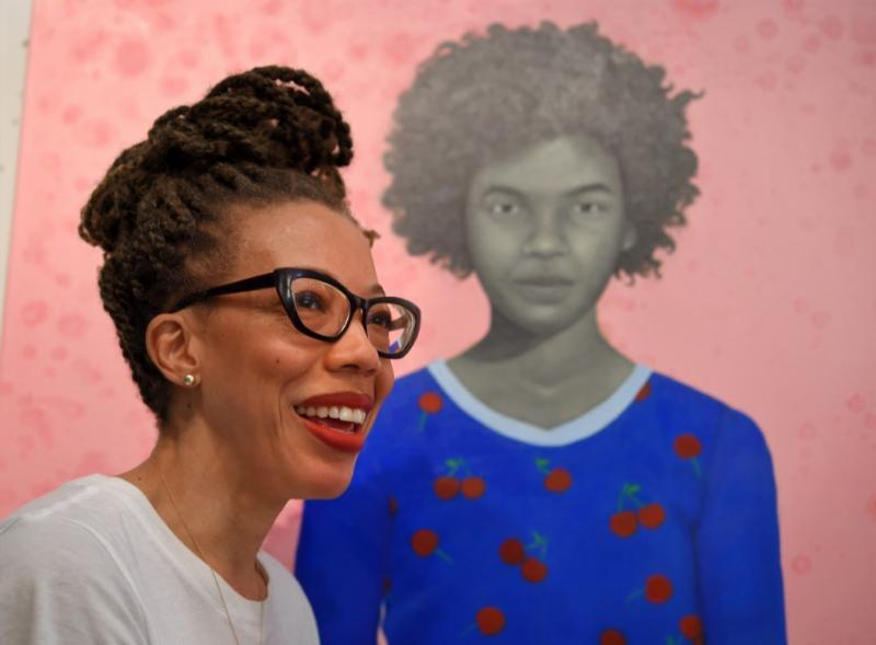 The Columbus Museum's Alma Thomas Society Presents Amy Sherald